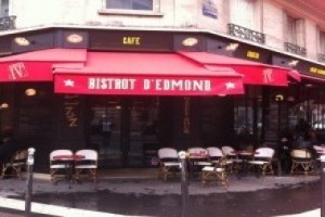 Happy Hour Paris - Bistrot d'Edmond
