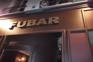Happy Hour Paris - Fubar