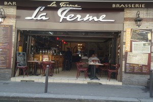Happy Hour Paris - La Ferme