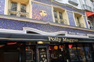 Happy Hour Paris - Le Polly Maggoo