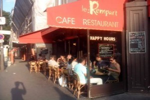 Happy Hour Paris - Le Rempart