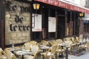 Happy Hour Paris - Le Caveau du Pot de Terre